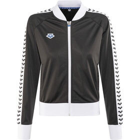 arena Relax IV Team Jacket Damen black-white-black